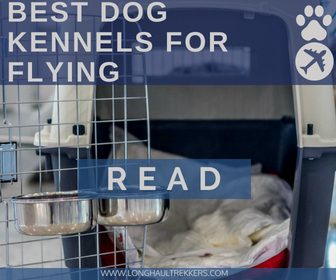 Find the best kennels for flying.